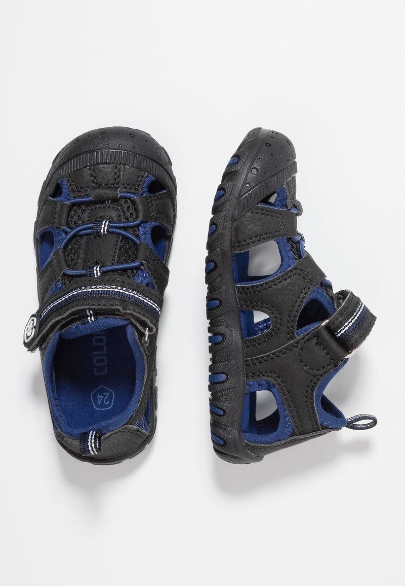 Color Kids - NOHA - Outdoorsandalen - estate blue