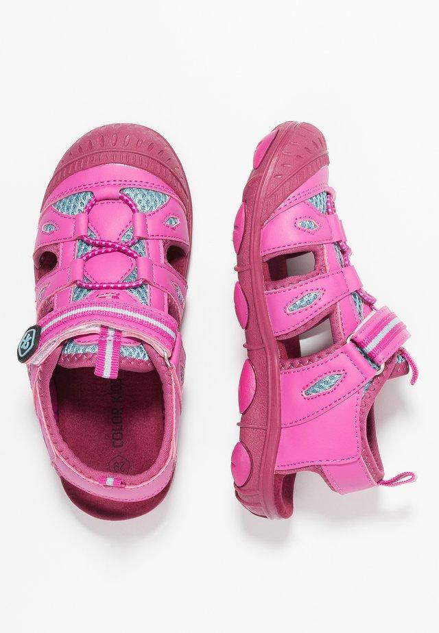 EDGAR  - Chodecké sandály - pink heaven