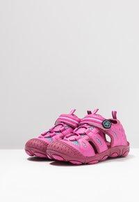 Color Kids - EDGAR  - Trekkingsandaler - pink heaven - 3