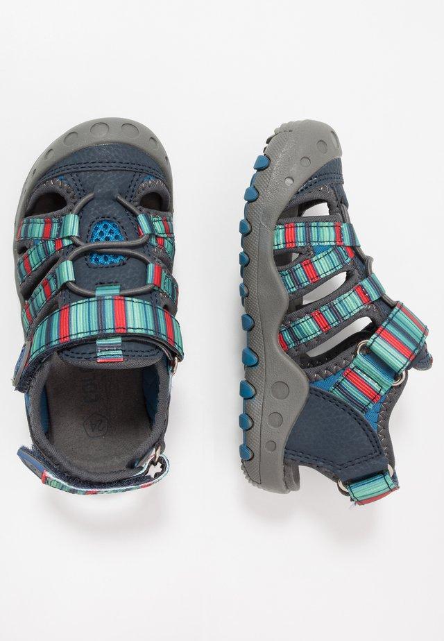 KLAUS - Chodecké sandály - marine