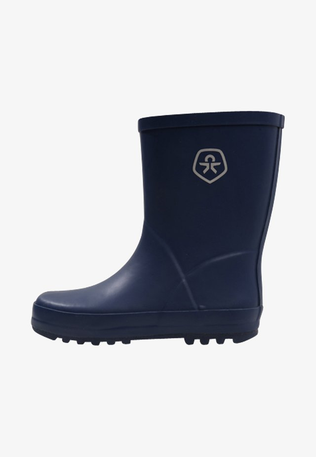 TALIMBO BOOTS - Wellies - estate blue
