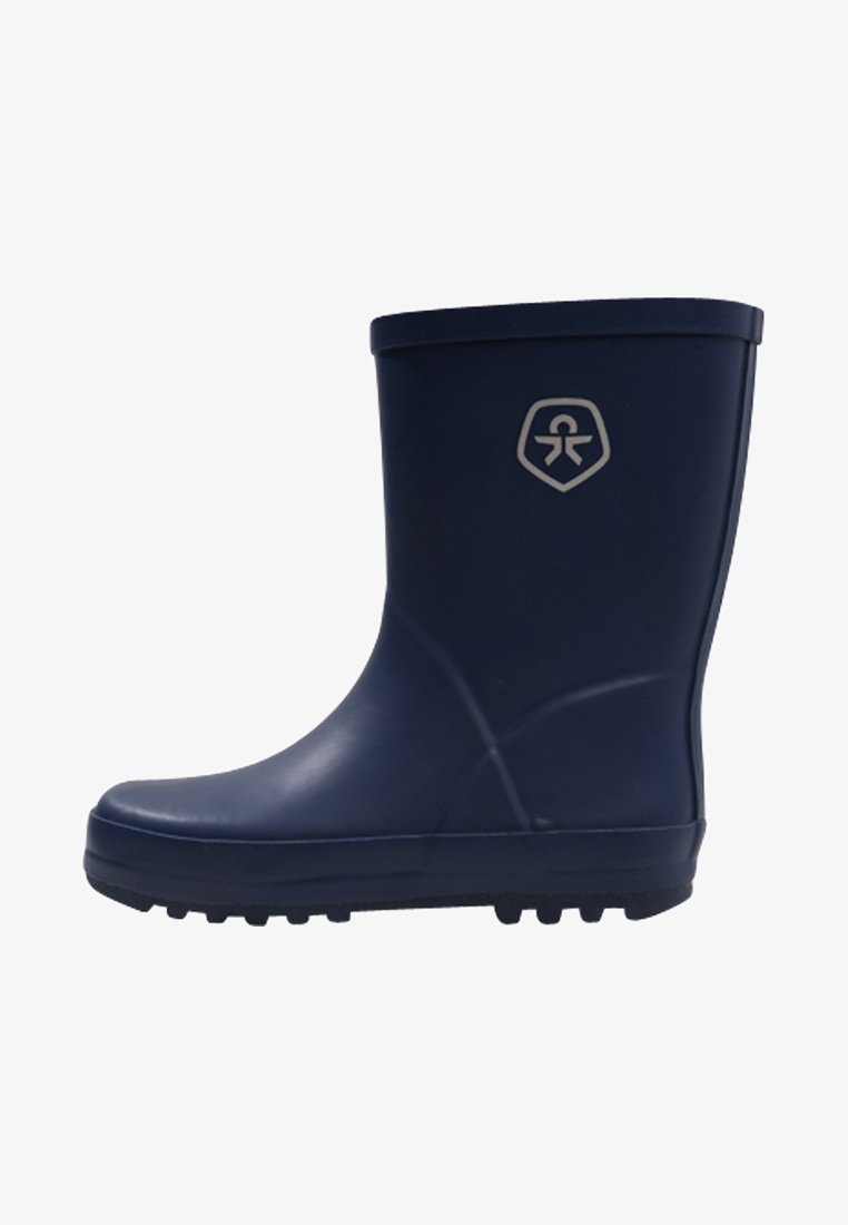 Color Kids - TALIMBO BOOTS - Wellies - estate blue