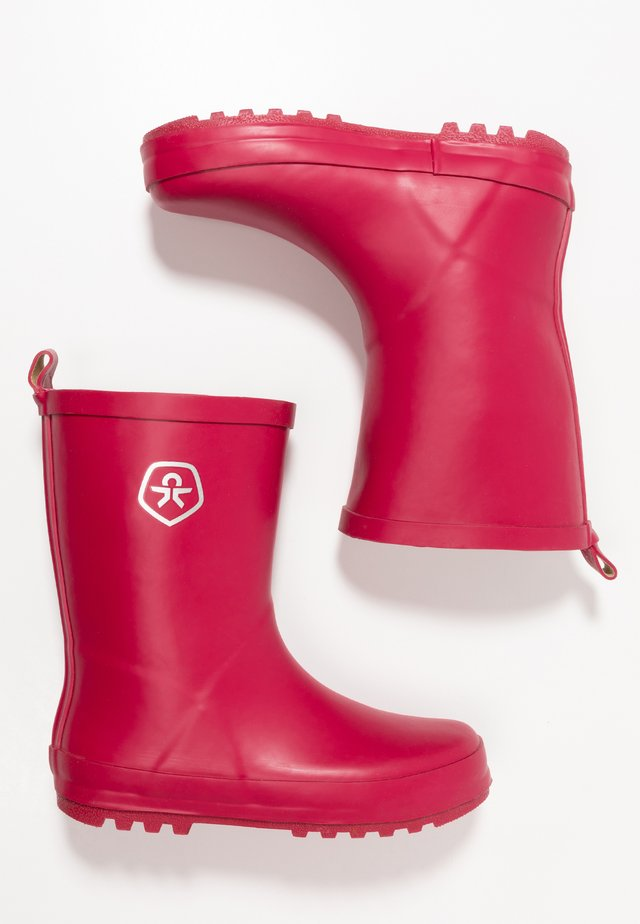 TALIMBO RUBBER BOOTS - Wellies - raspberry