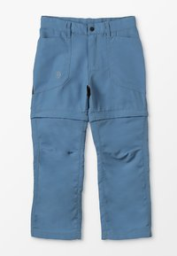 Color Kids - TIGGO ZIP OFF PANTS - Broek - stellar - 0