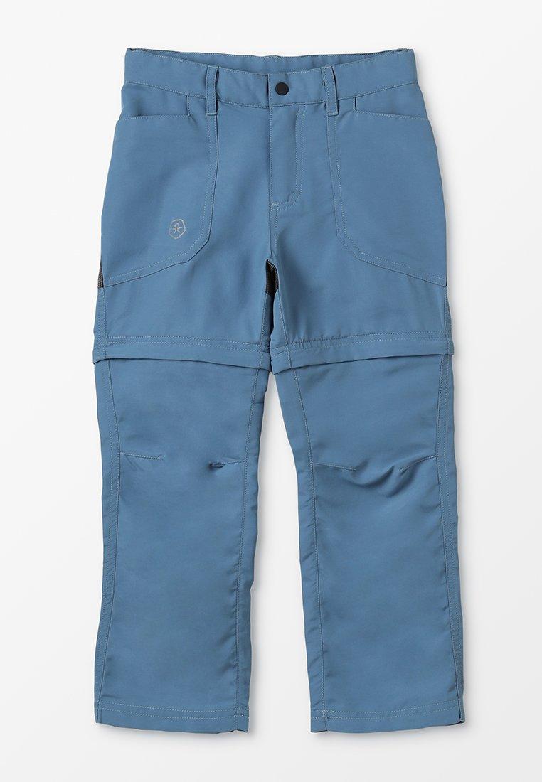 Color Kids - TIGGO ZIP OFF PANTS - Trousers - stellar