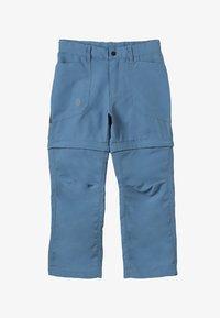 Color Kids - TIGGO ZIP OFF PANTS - Broek - stellar - 3