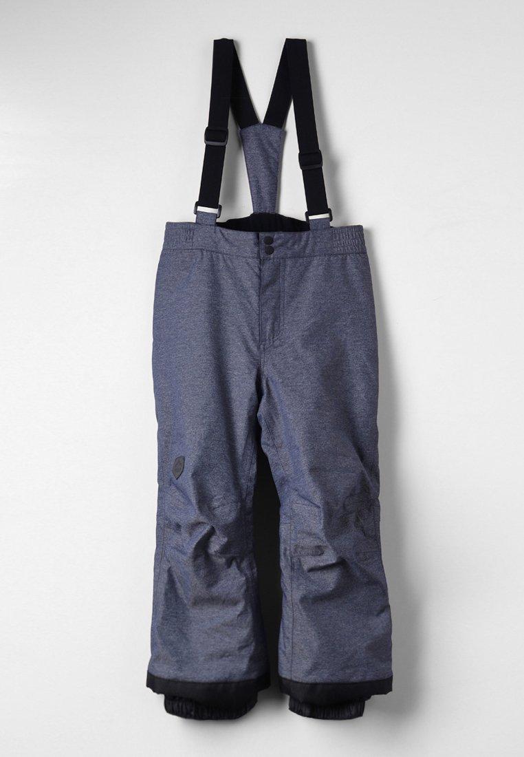 Color Kids - DAVID PADDED SKI PANTS - Spodnie narciarskie - estate blue