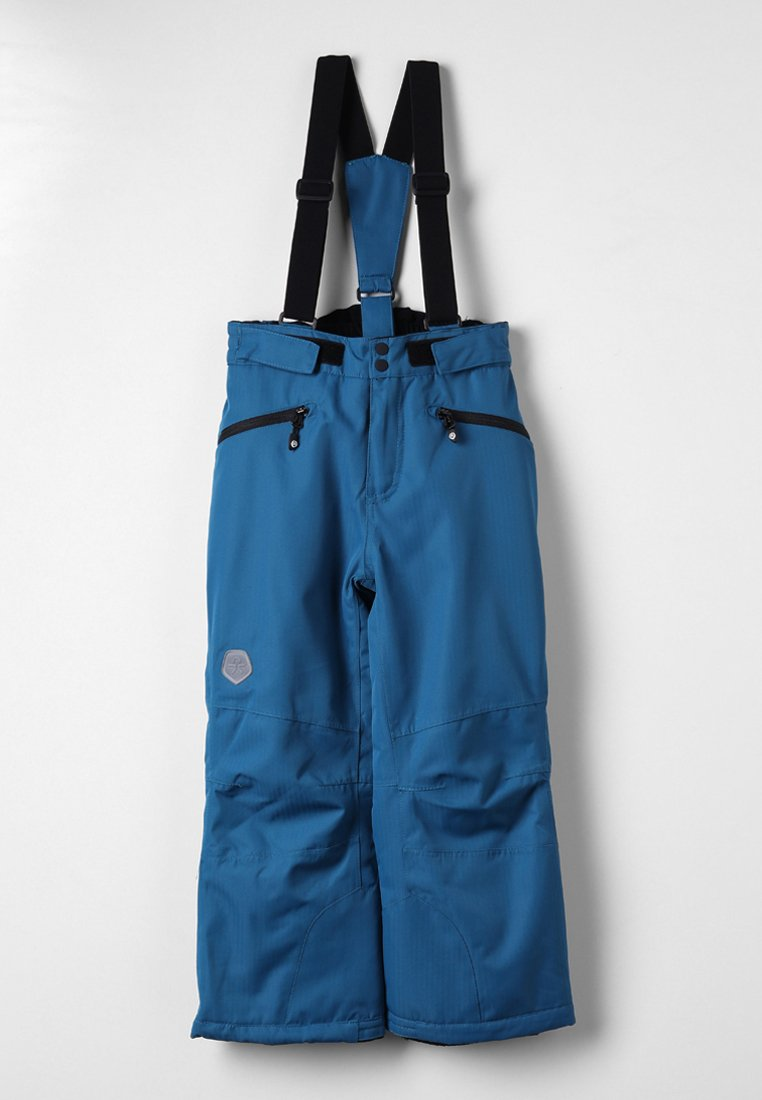 Color Kids - SANGLO - Täckbyxor - moroccan blue