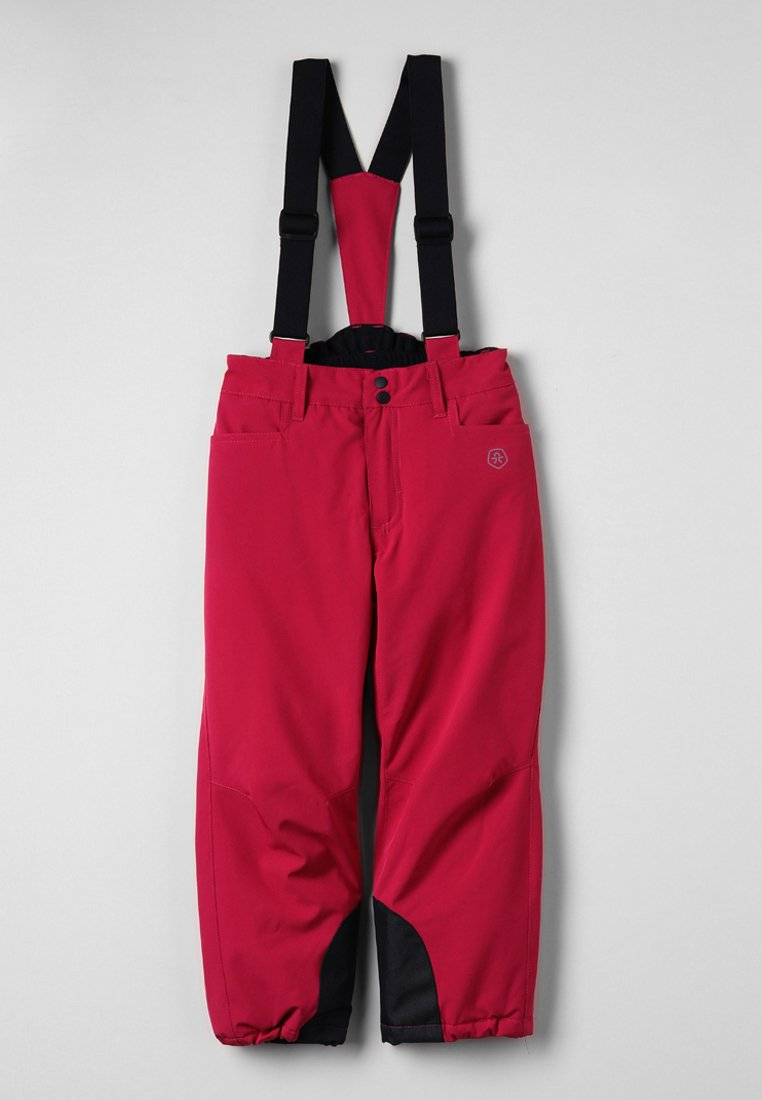 Color Kids - DALIEN PANTS - Schneehose - raspberry