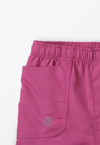 Color Kids - NUDO - Outdoorshorts - malaga rose - 3