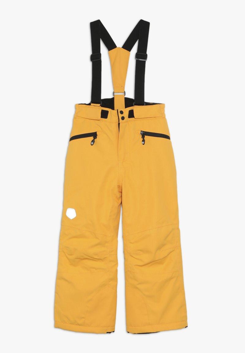 Color Kids - SANGLO PADDED SKI PANTS - Snow pants - signal