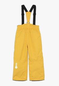 Color Kids - SANGLO PADDED SKI PANTS - Snow pants - signal - 1