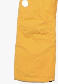 Color Kids - SANGLO PADDED SKI PANTS - Snow pants - signal - 3