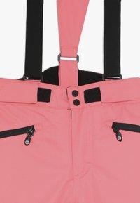 Color Kids - SANGLO PADDED SKI PANTS - Snow pants - sugar coral - 5