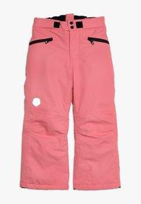 Color Kids - SANGLO PADDED SKI PANTS - Snow pants - sugar coral - 2