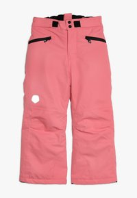 Color Kids - SANGLO PADDED SKI PANTS - Skibroek - sugar coral - 2