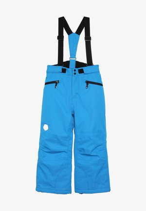 SANGLO PADDED SKI PANTS - Snow pants - blue aster