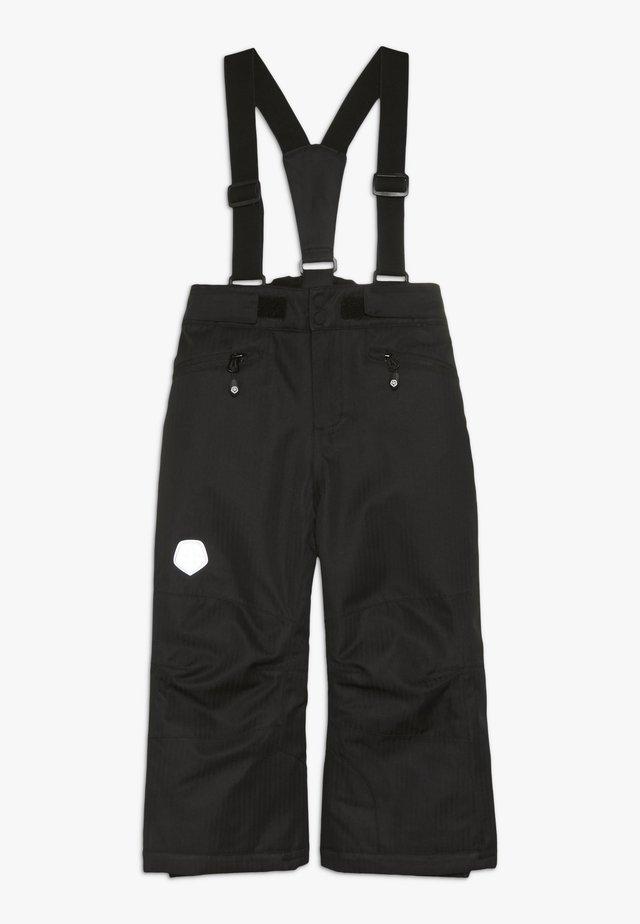 SANGLO PADDED SKI PANTS - Zimní kalhoty - black