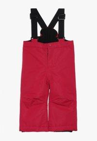 Color Kids - RUNDERLAND MINI SKI PANTS - Pantaloni da neve - raspberry - 0