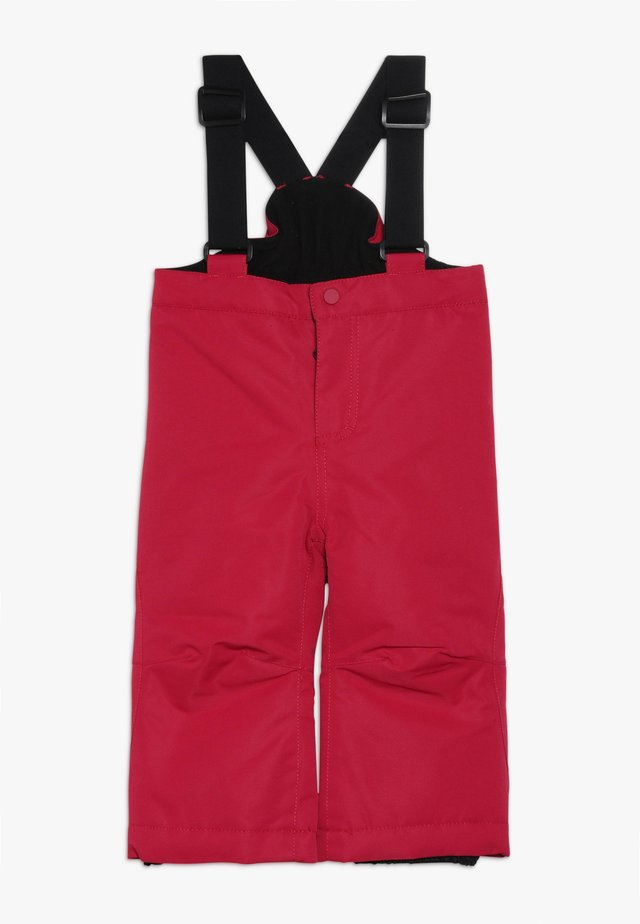 RUNDERLAND MINI SKI PANTS - Pantalon de ski - raspberry