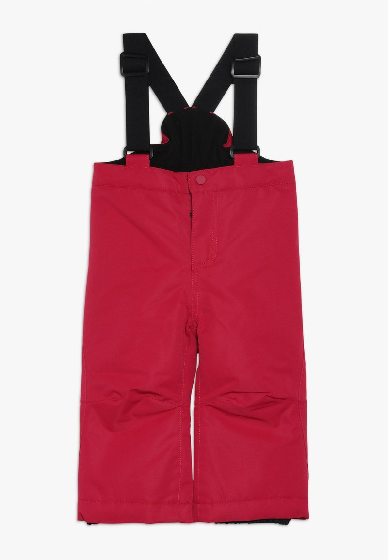 Color Kids - RUNDERLAND MINI SKI PANTS - Pantaloni da neve - raspberry