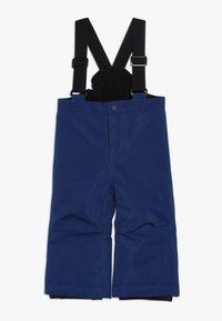Color Kids - RUNDERLAND MINI SKI PANTS - Zimní kalhoty - estate blue - 0