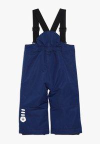 Color Kids - RUNDERLAND MINI SKI PANTS - Zimní kalhoty - estate blue - 1