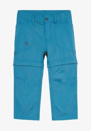 TIGGO ZIP OFF PANTS - Kalhoty - blue sapphire