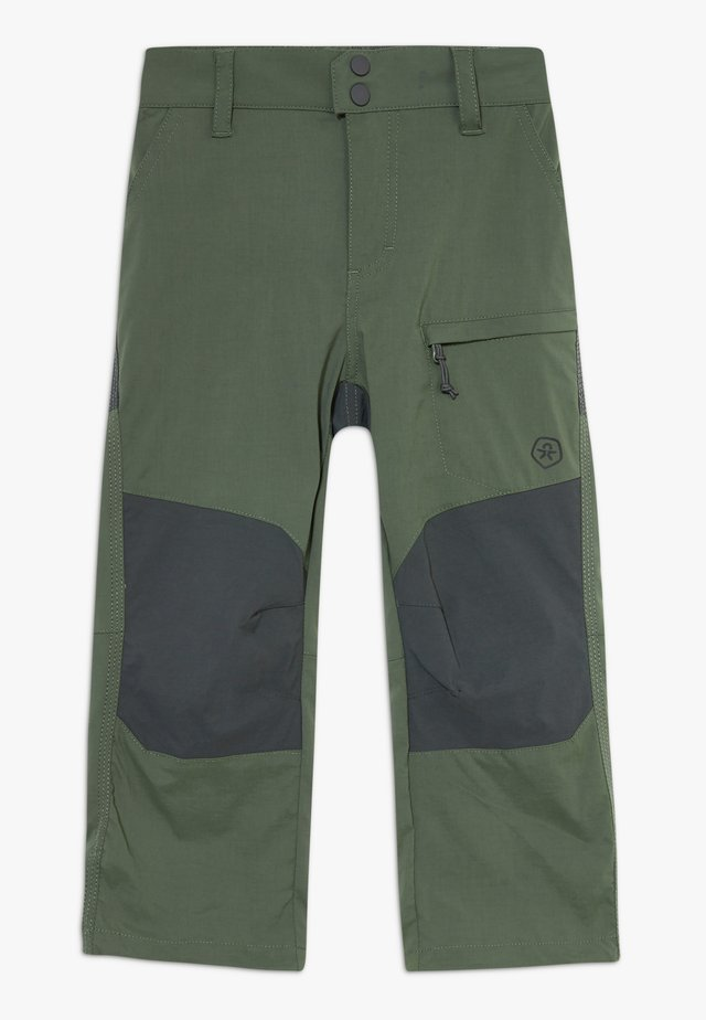 NALDO - Outdoor trousers - thyme