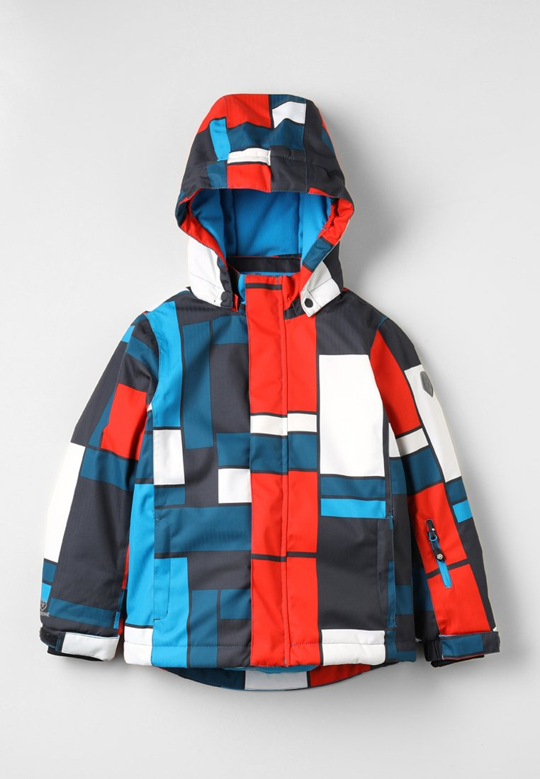 Color Kids - DARWIN PADDED JACKET - Snowboard jacket - moroccan blue