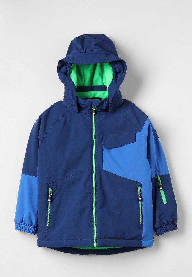 Color Kids - DEBORA - Chaqueta de snowboard - estate blue
