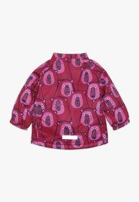 Color Kids - RAIDONI MINI PADDED JACKET - Ski jacket - raspberry - 2