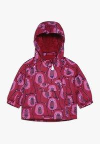 Color Kids - RAIDONI MINI PADDED JACKET - Ski jacket - raspberry - 0