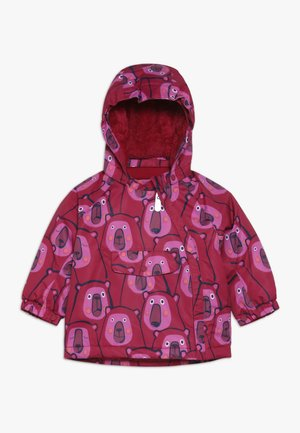 RAIDONI MINI PADDED JACKET - Skijakker - raspberry