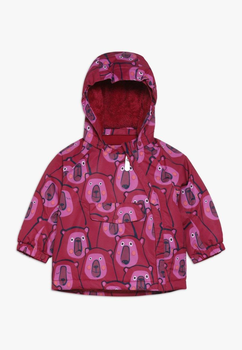 Color Kids - RAIDONI MINI PADDED JACKET - Ski jacket - raspberry
