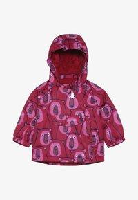 Color Kids - RAIDONI MINI PADDED JACKET - Ski jacket - raspberry - 4