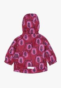 Color Kids - RAIDONI MINI PADDED JACKET - Ski jacket - raspberry - 1