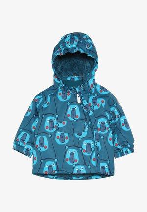 RAIDONI MINI PADDED JACKET - Lyžařská bunda - pirate blue