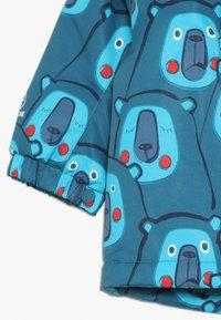Color Kids - RAIDONI MINI PADDED JACKET - Lyžařská bunda - pirate blue - 3