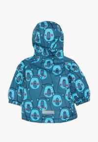 Color Kids - RAIDONI MINI PADDED JACKET - Lyžařská bunda - pirate blue - 1