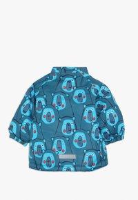 Color Kids - RAIDONI MINI PADDED JACKET - Lyžařská bunda - pirate blue - 2
