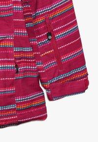 Color Kids - DONJA PADDED JACKET - Ski jas - raspberry - 4