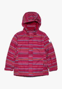 Color Kids - DONJA PADDED JACKET - Ski jas - raspberry - 0