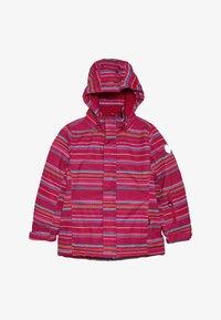 Color Kids - DONJA PADDED JACKET - Ski jas - raspberry - 5