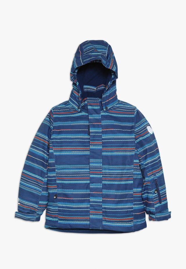 DARTWIN PADDED JACKET - Lyžařská bunda - estate blue