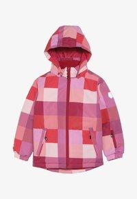 Color Kids - DIKSON PADDED JACKET - Ski jas - raspberry - 3