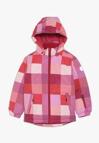 Color Kids - DIKSON PADDED JACKET - Ski jas - raspberry - 0