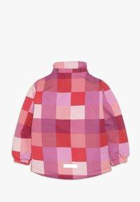 Color Kids - DIKSON PADDED JACKET - Ski jas - raspberry - 2