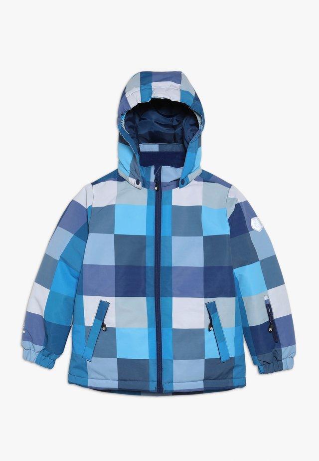 DIKSON PADDED JACKET - Lyžařská bunda - estate blue