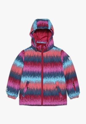 DIKSON PADDED JACKET - Chaqueta de esquí - super pink